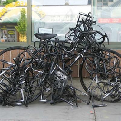 Pourquoi je n'attache jamais mon vélo