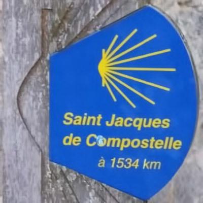 8 itinéraires à Compostelle avec un chariot