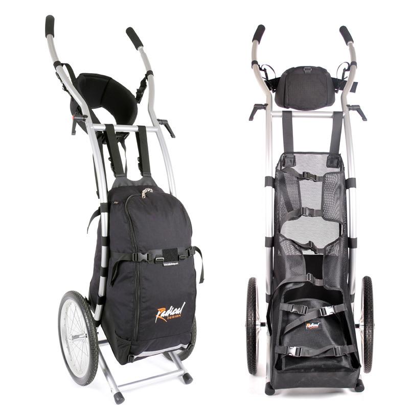 Chariots de randonnée Wheelie