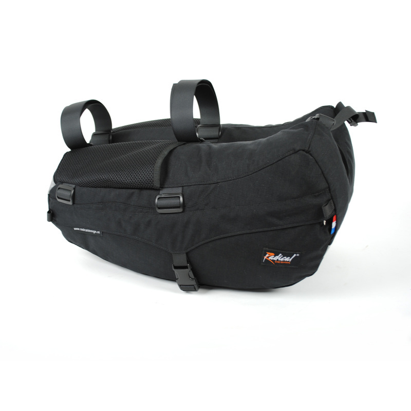 12010Zw Banana Racer Black Recumbentbag