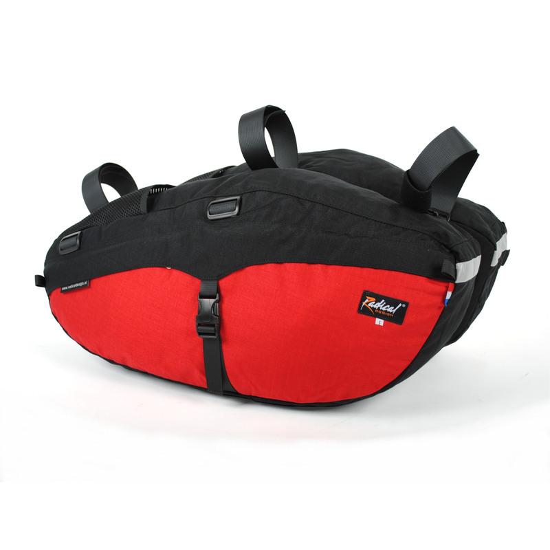 12020Ro Banana S Red Recumbentbag