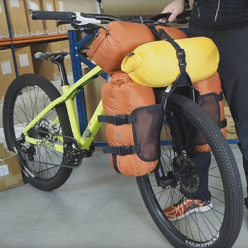 14021 Bikepacking Front Rack Mtb
