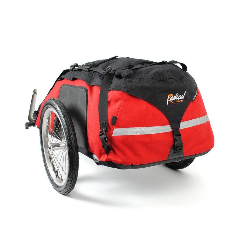 Remorque pour vélo Cyclone IV Trekking