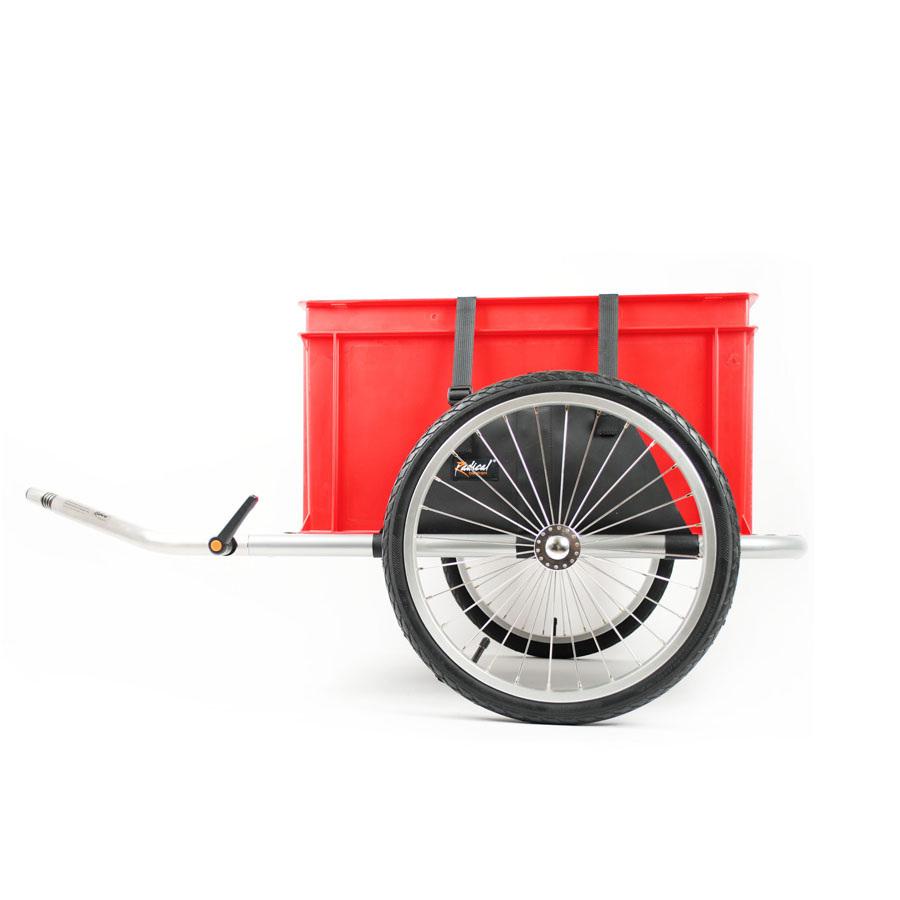 20042 Cyclone Chubby Cargo Bicycletrailer Box 2