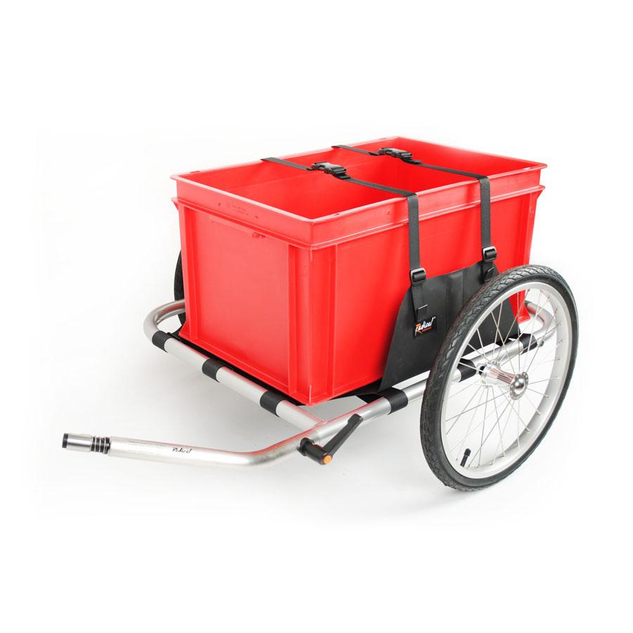 20042 Cyclone Chubby Cargo Bicycletrailer Box