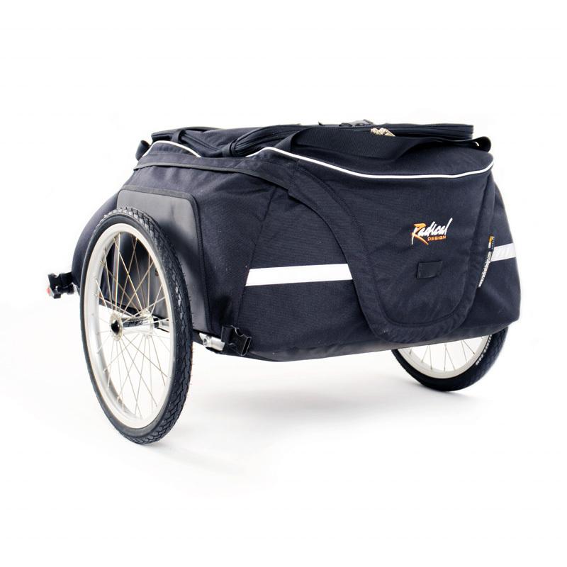 20044 Cyclone4 Chubby Bicycletrailer