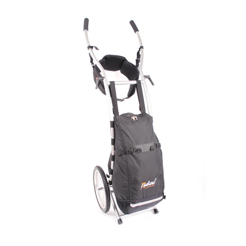 Chariot de randonnée Wheelie V Traveller HD