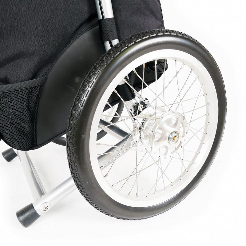21056 wheelie5 traveller HD braked walkingtrailer 6
