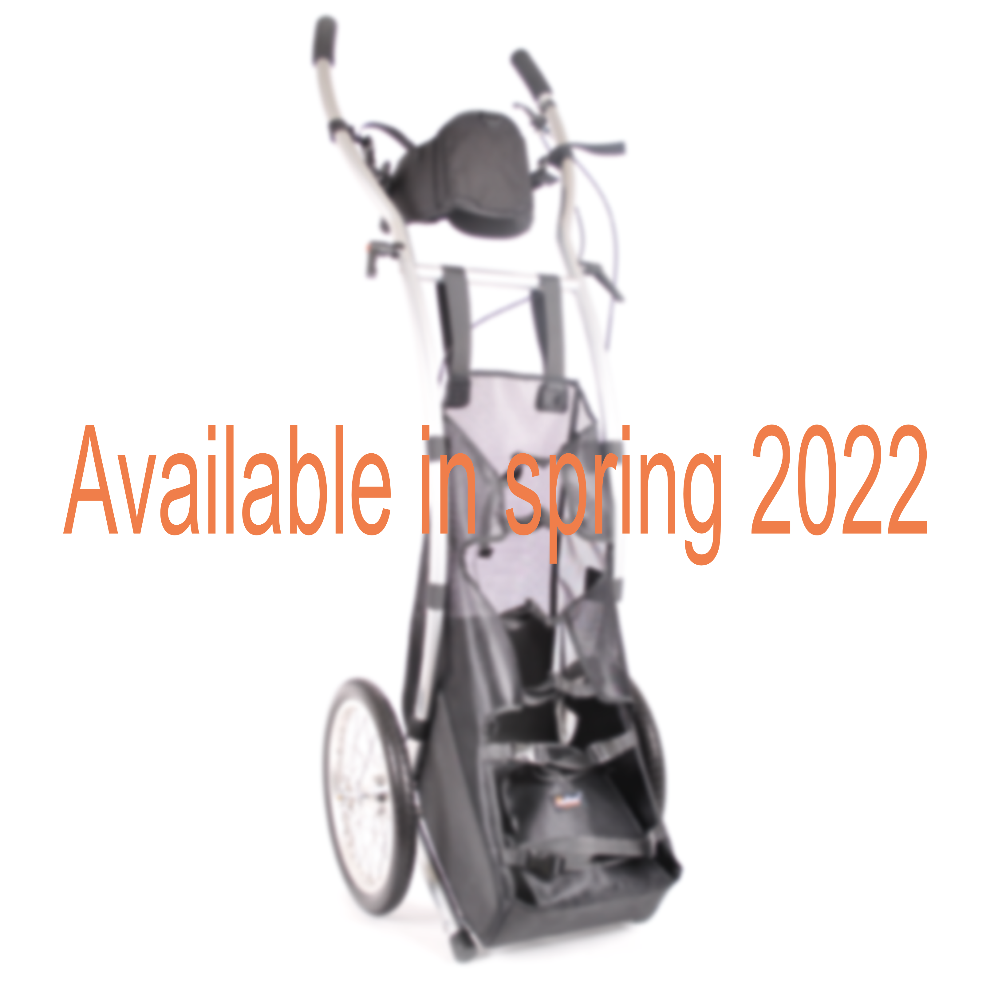 Chariot de randonnée Wheelie V Cargo avec freins