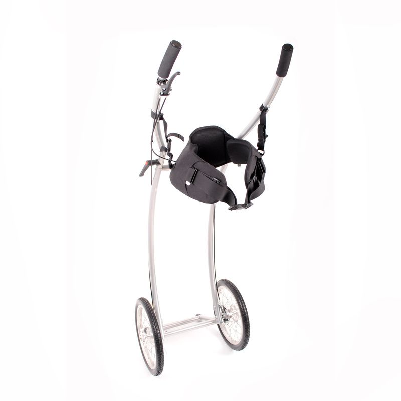 21058 Wheelie5 Skeleton Braked Walkingtrailer 3