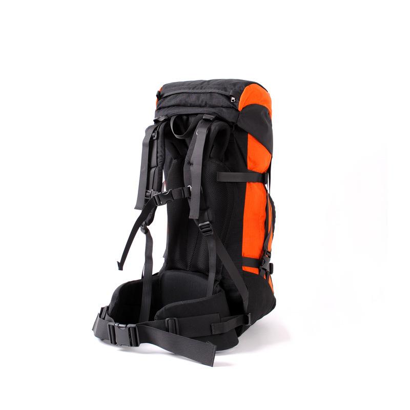 30101 Pulsar50 Expedition Backpack Orange Back