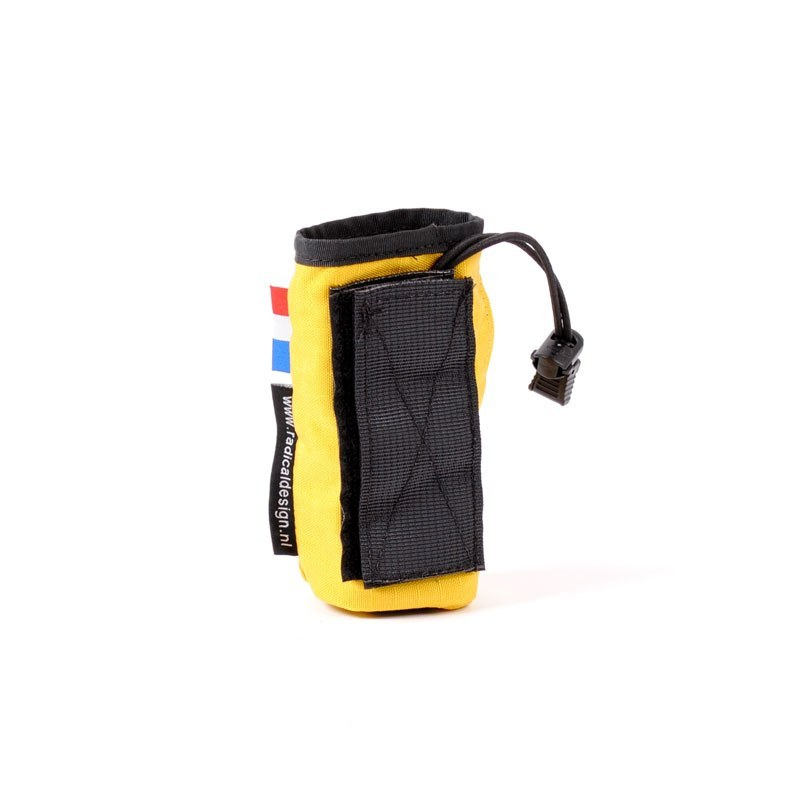 50011 Radio Pouch Yellow Back