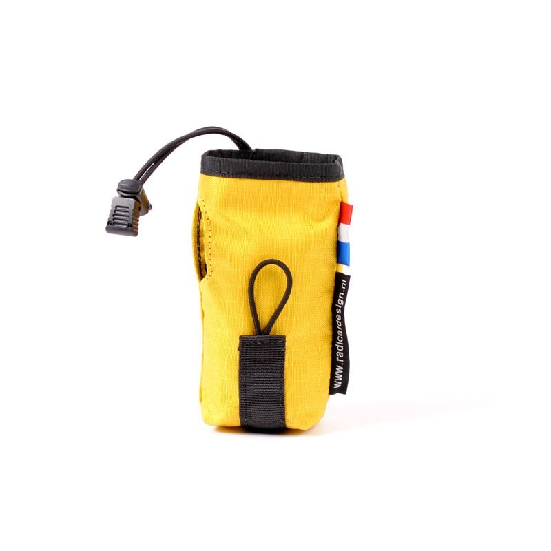 50011 Radio Pouch Yellow