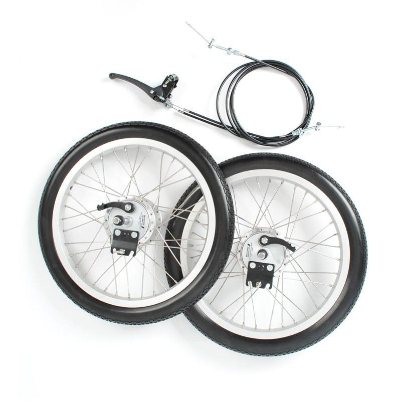 Kit conversion freins Wheelie IV-V