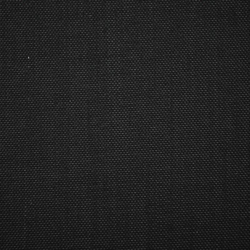 Cordura 1000D, 2 couches AC-PU Noir