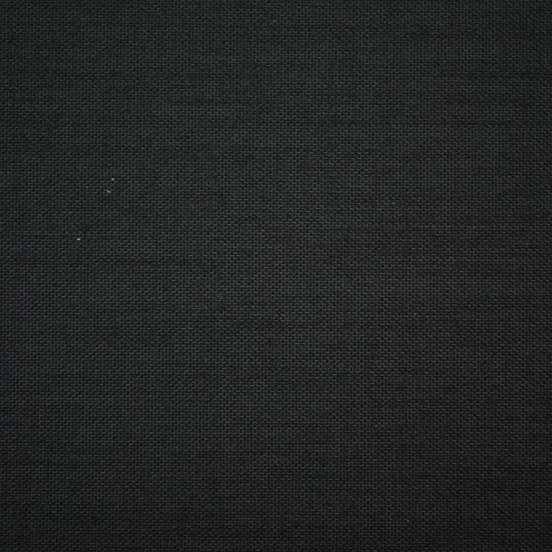 Cordura 500D, 1 couche AC-PU Noir