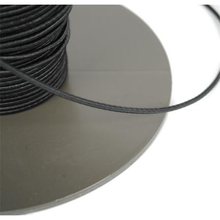 Elastic Cord 3Mm Black