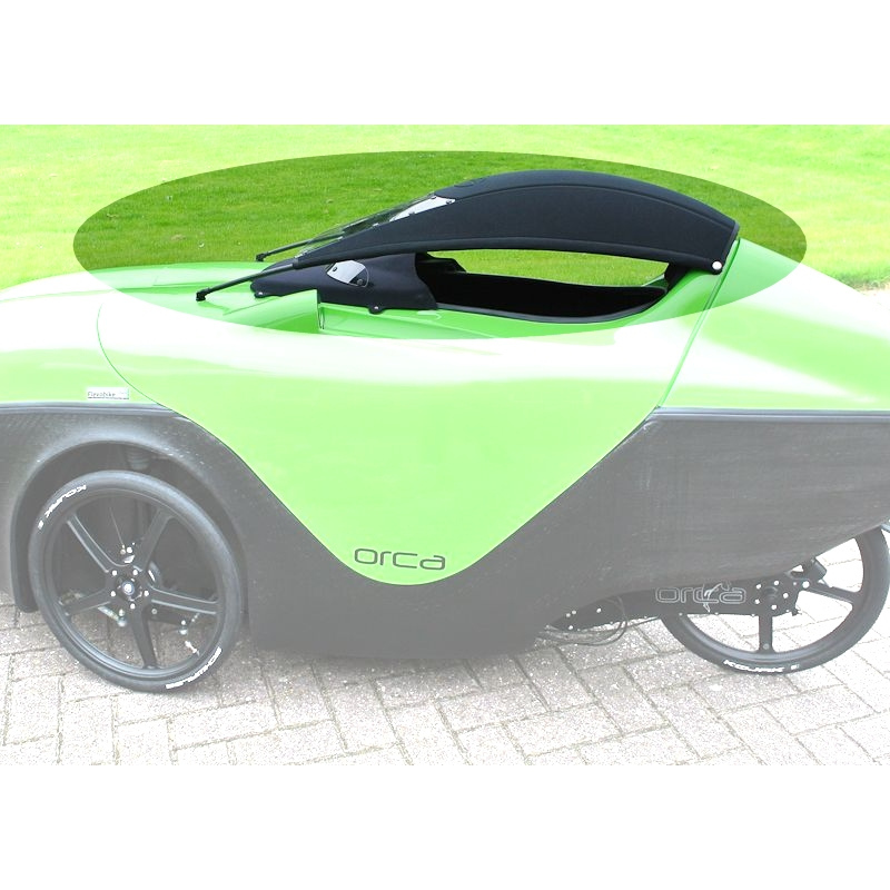 Flevobike capot pour velomobile