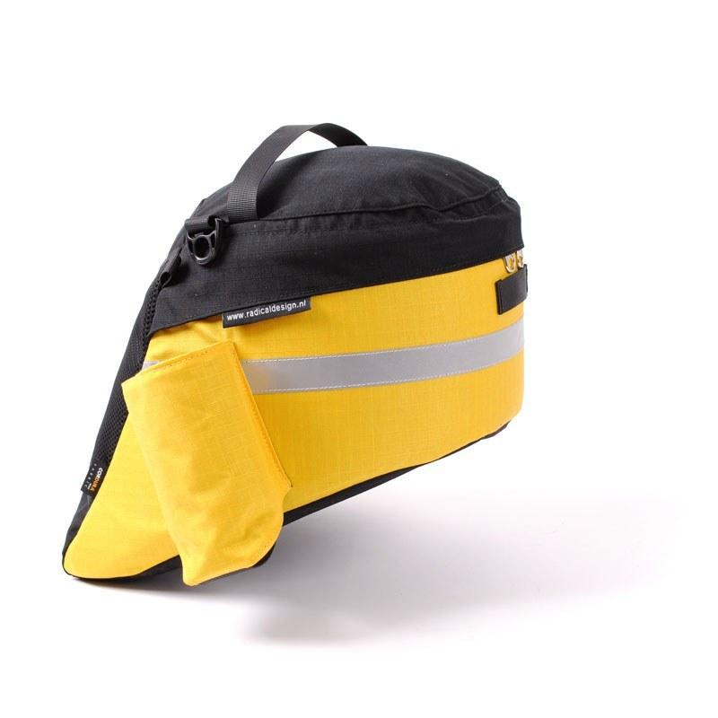 Solo Aero Wide Recumbent Bag 1