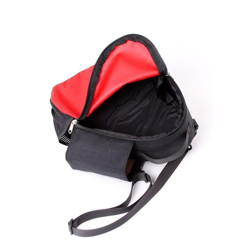 Velomobile Bag Right Side Inside