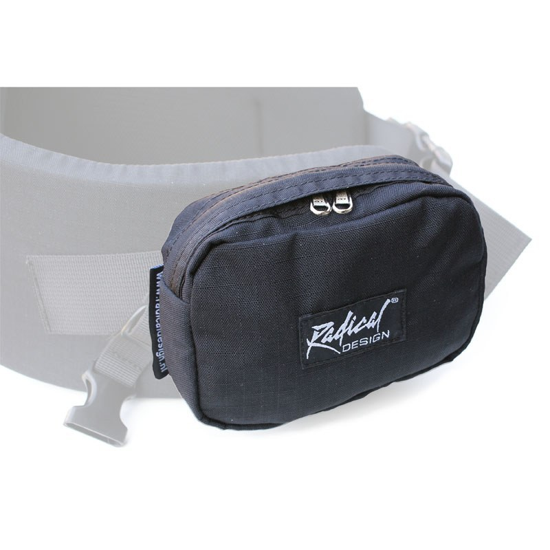 Waist Belt Bag For Backpacks Attached