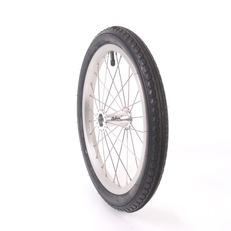 Wheel 40 355 With Pneumatic Tire