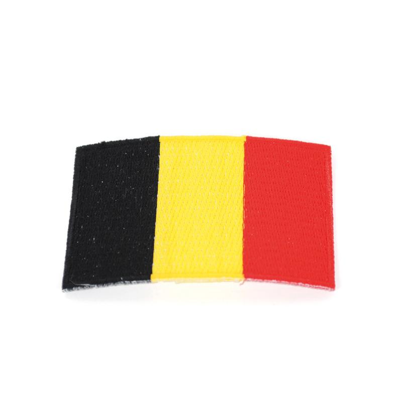 Patch drapeau Belgique