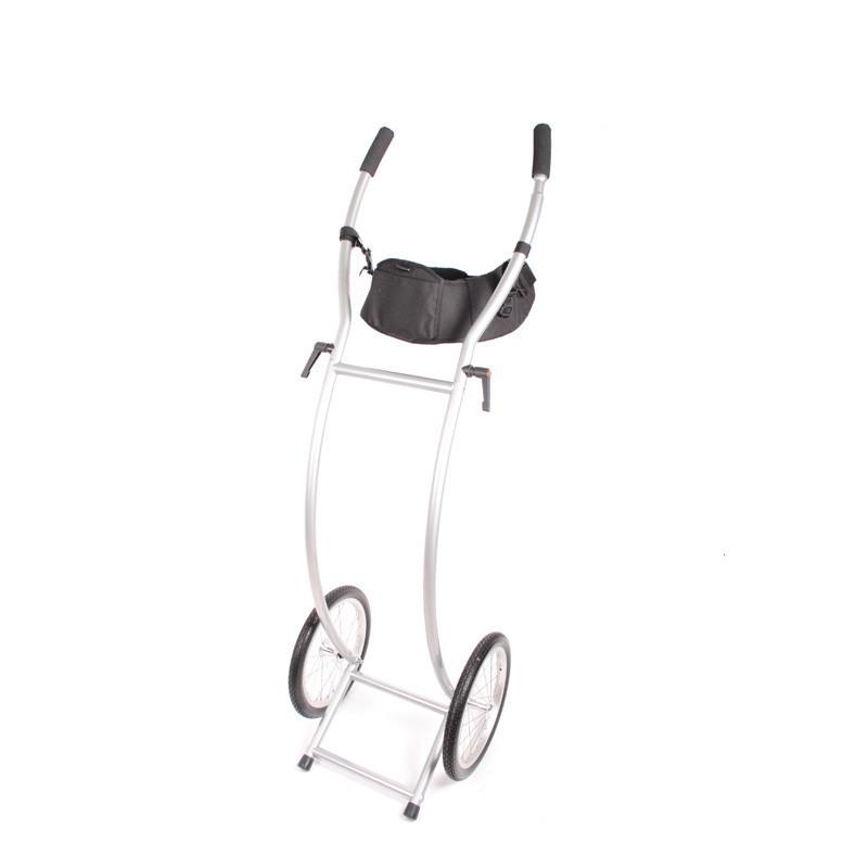 Chariot de randonnée Wheelie V Skeleton