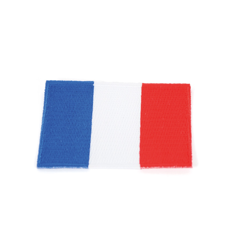 Patch drapeau France