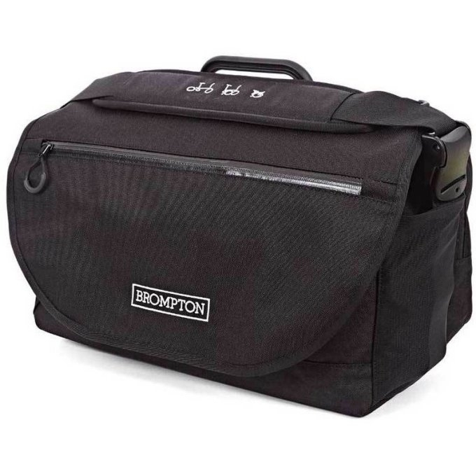 S Bro28 Brompton S Bag Black